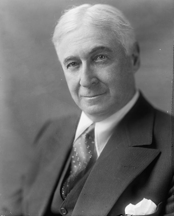 Бернард Барух. 1920-е гг.