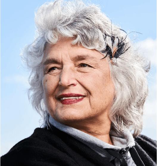 Вики Робин, апрель 2018 года. Фото с сайта time.com