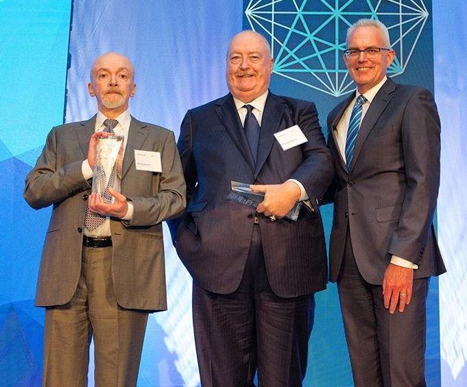 Ричард Деннис (в центре) и Вильям Экхарт (слева). Фото с сайта turtletrader.com