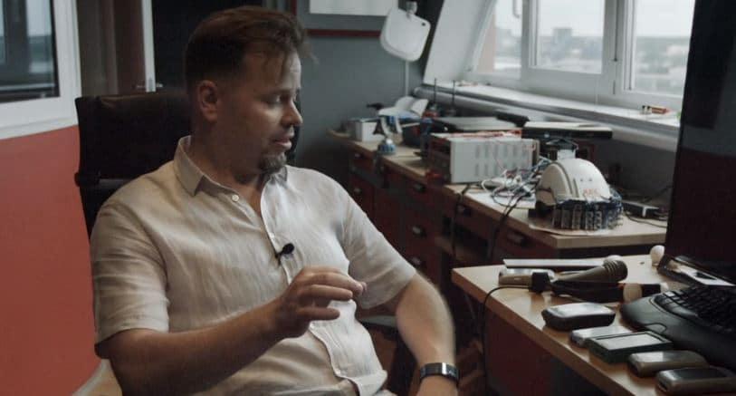 Кадр из фильма «Nokia — мы соединяли людей»