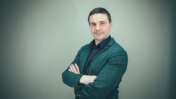 Денис Камынин, руководитель проекта O. InveStore!