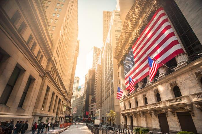 Уолл-стрит, Нью-Йоркская фондовая биржа