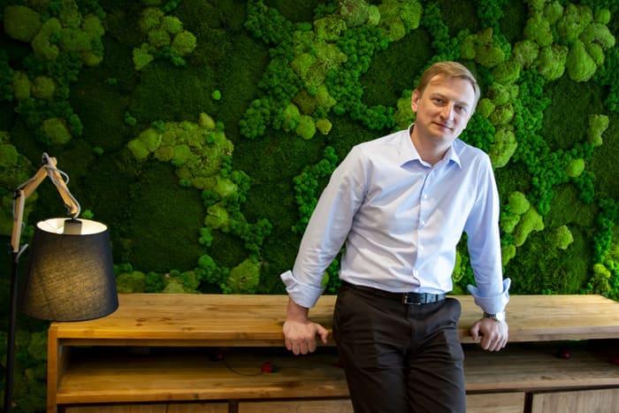 Дмитрий Байбаков, начальник управления внутренней автоматизации «Открытие Брокер»