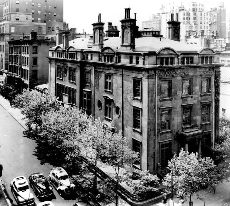 Особняк Моргана на Пятой авеню