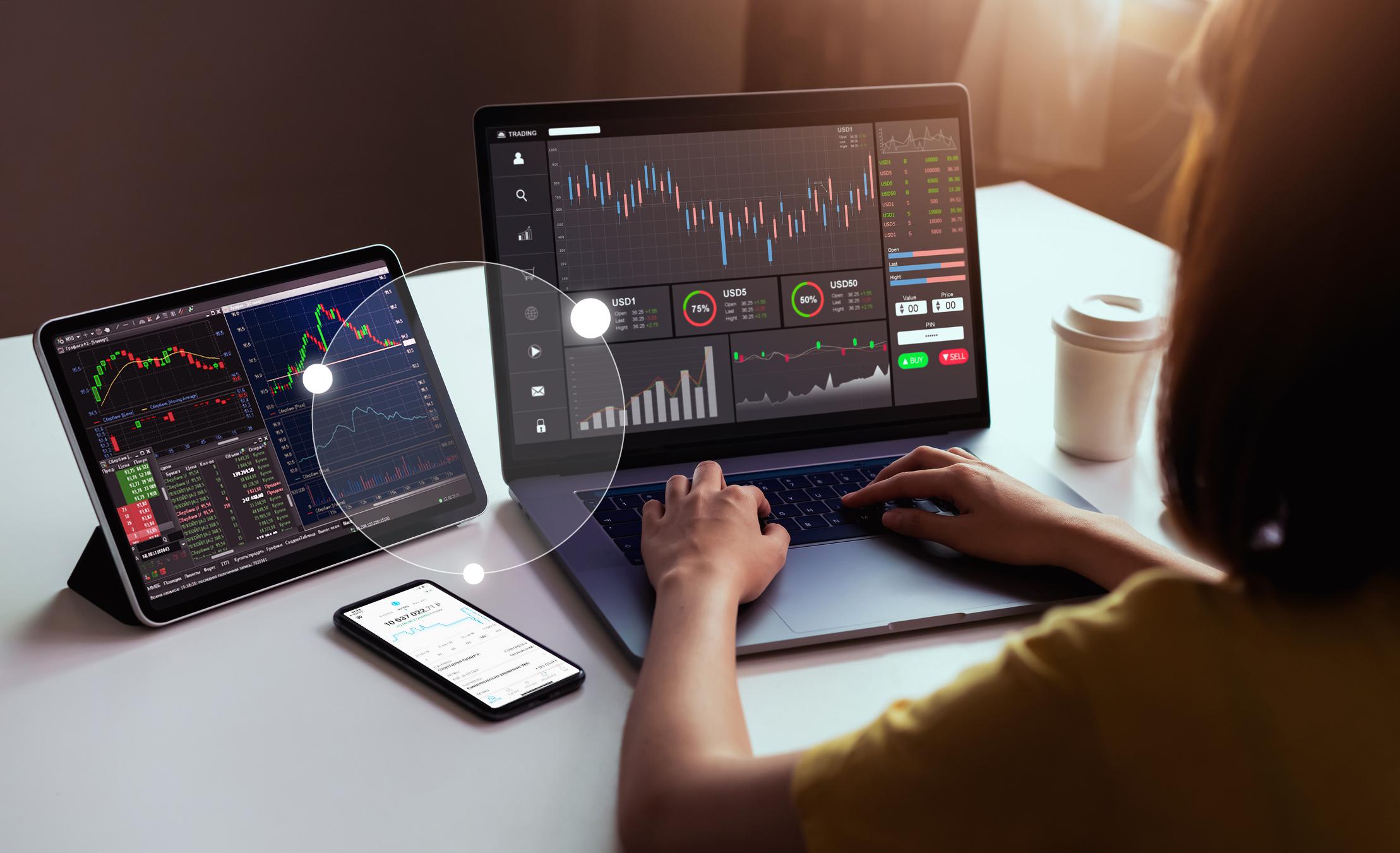 Изображение для новости: Единый брокерский счёт – лучшее решение для клиентов, торгующих на разных рынках