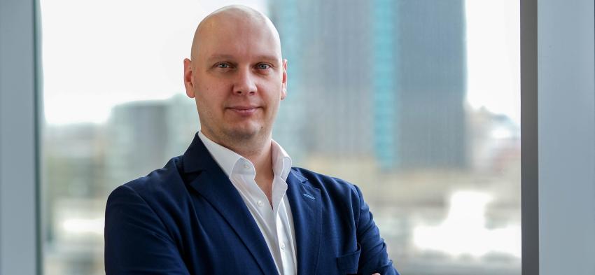 Юрий Маслов стал новым генеральным директором «Открытие Брокер»
